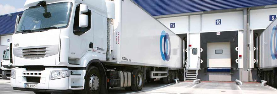 camion réfrigéré